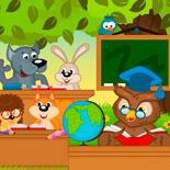 Развивающий Школьный Пазл