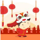 Пазл Китайский Новый год