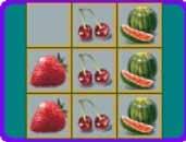 Заполни фруктами