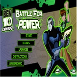 Игра Бен 10: Битва за Власть