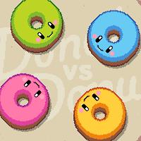 Пончик против пончика
