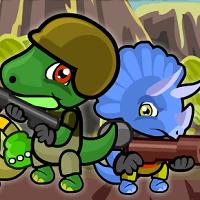 Приключение Дино отряда 2
