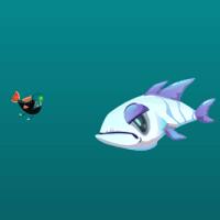 Рыбки на 3 игрока