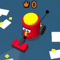 Роботы уборщики Ио