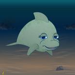 Создай Дельфина Сам
