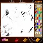 Раскраска Винни Пух
