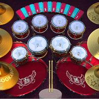 Букабу: набор барабанов