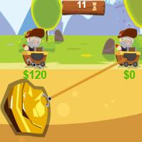 Братья золотодобытчики на двоих