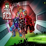Бен 10 Омниверс: Красный Код