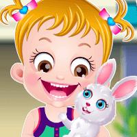 Малышка Хейзел: больница для животных
