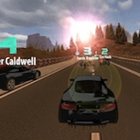 Мощная гонка 3Д