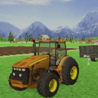 Трактор 3Д симулятор
