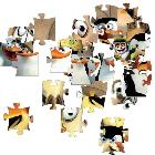 Пазлы с героями Мадагаскара