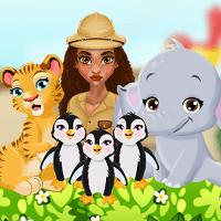 Моана: милый зоопарк