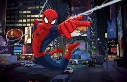 Великий Человек-паук все серии подряд