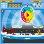 Лего: Пит-Стоп