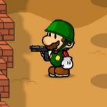 Марио: Зомби Грибы