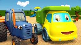 Трактор Гоша все серии подряд