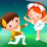 Раскраска Танец