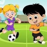 Найди отличия Футбол