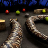 Новая Змейка 3Д