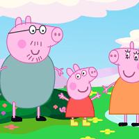 Свинка Пеппа: уклоняйся