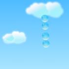 Попади в воздушный шарик