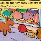 Клиффорд прячется