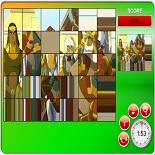 Игра Египтус: Пазл