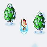 Игра Джейк: Лыжный Побег