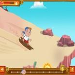 Игра Джейк и Пираты Песков