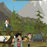 Игра Кик Бутовский: Велотриал