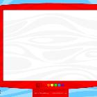 Разноцветный телевизор