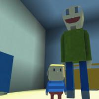 Балди как Роблокс 2 в 3Д