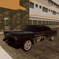 Городские трюки на машине