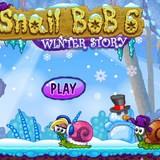 Зимняя история Улитки Боба 6