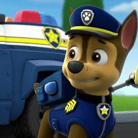 Щенячий патруль: гончик полицейский