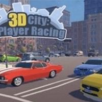 3Д город на 2 игрока