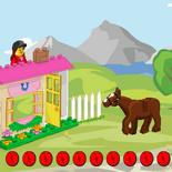 Лего: Покорми Лошадку