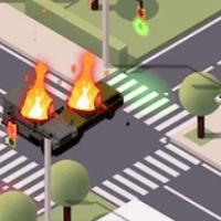 Регулируем трафик машин