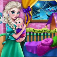 Переделки комнаты ребёнка Эльзы