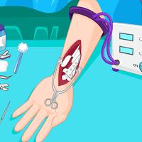 Хирургия руки Анны