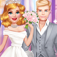 Барби: свадебное веселье