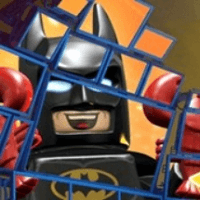 Готовим лобстеров: лего Бэтмен