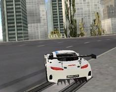 Симулятор езды на машине 3Д в городе