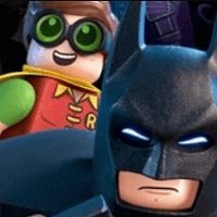 Собери своего героя: лего Бэтмен
