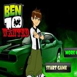 Игра Бен 10: Разыскиваемый