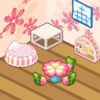 Переделка дома в цветах