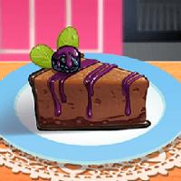 Кулинарный класс Сары: ежевичный чизкейк с шоколадом