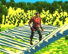 Симулятор Fortnite